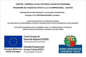 Proyecto nº ZL-2020/00548 - ERAIMAT proiektua